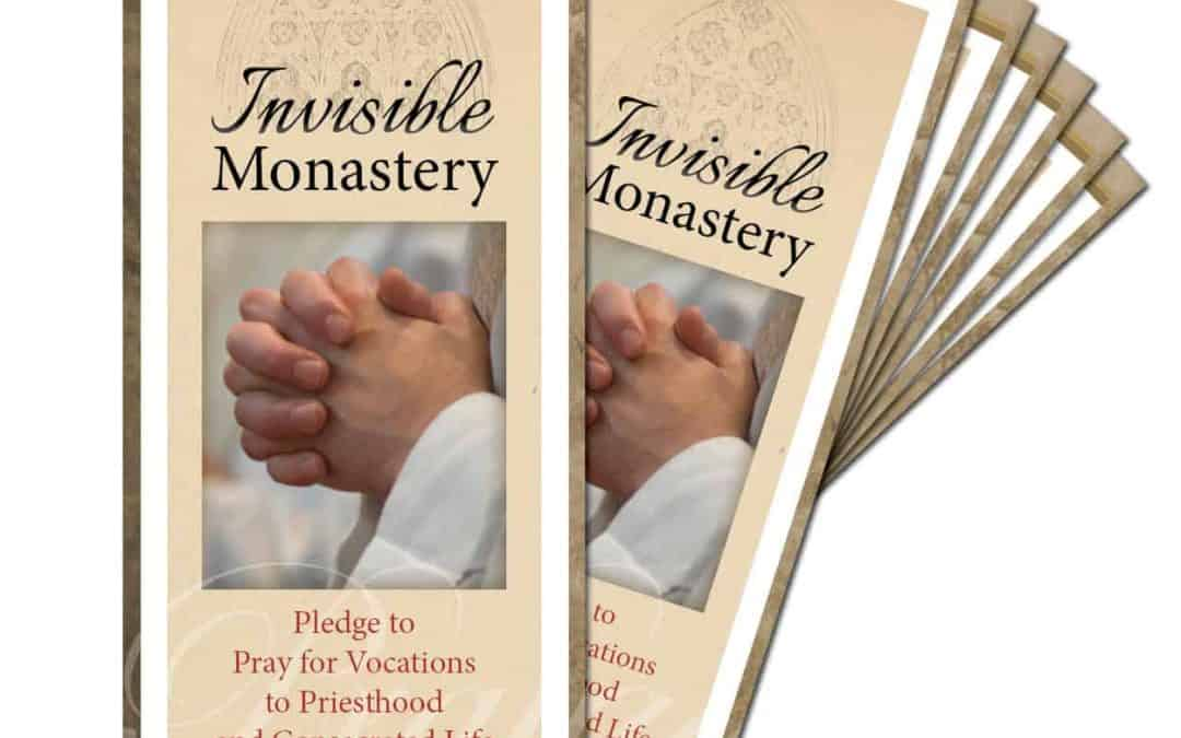 Invisible Monastery Brochure (set of 50)