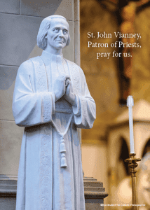 St-John-Vianney-Greeting-cards-front-only