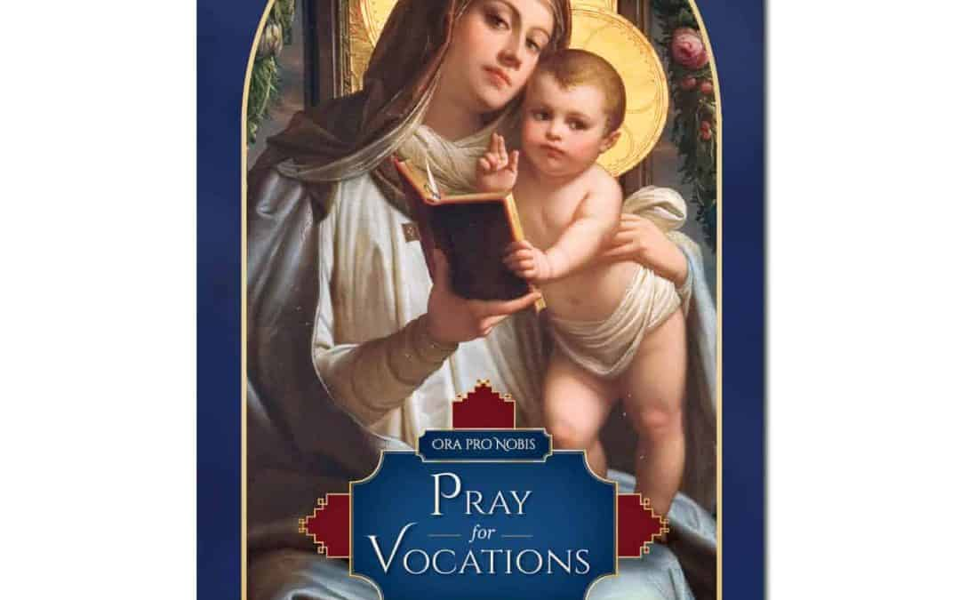 Prayer Card—World Day of Prayer for Vocations (set of 50)