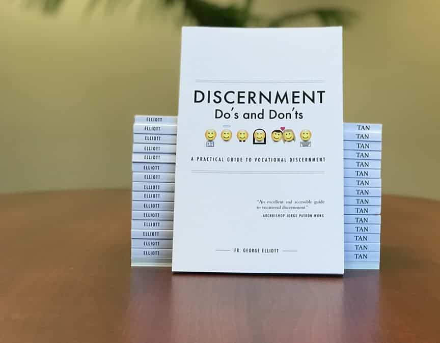 "A ""Discernment Detour"" Leads Priest to Write New Book"